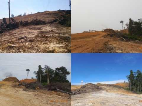 Huchems Project: Earthwork and Site Clearance